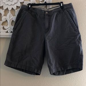 Men's Grey Columbia Shorts